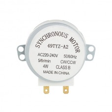 Мотор поддона для микроволновой печи  49TYZ-A2