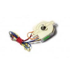 Таймер одинарный с перемычкой для стиральной машины полуавтомат (5 проводов)